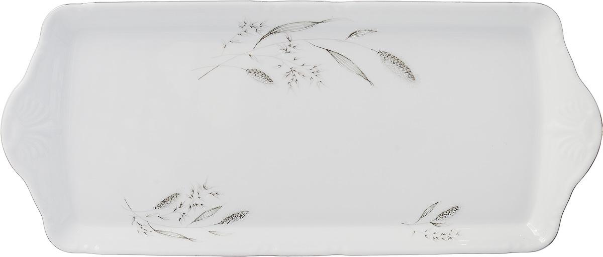 Поднос Серебряные колосья (39 см) Thun 1794 a.s. thu770455