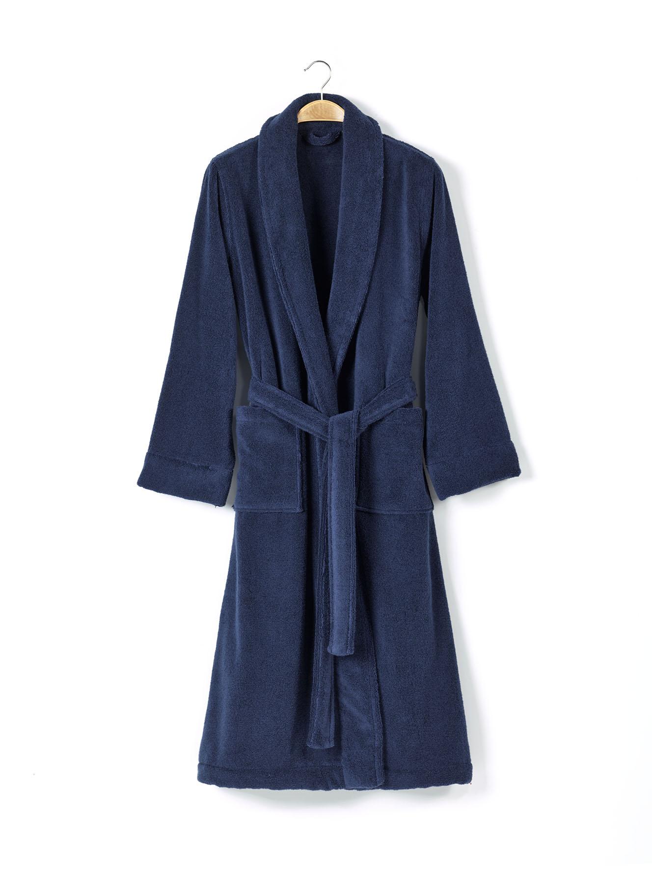 Банный халат Chicago Цвет: Синий (S) CASUAL AVENUE cae365171
