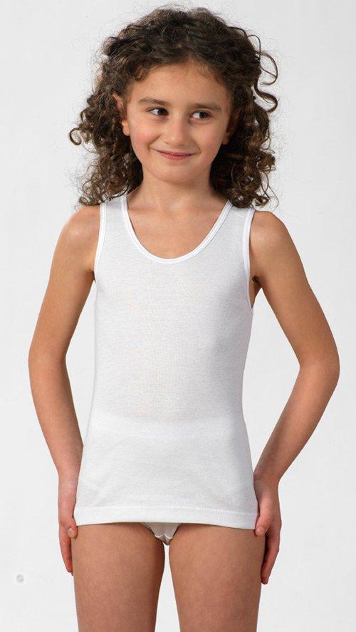 Детская майка Christobel Цвет: Белый (5-6 лет) фото