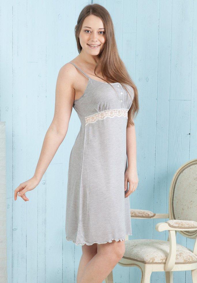 Ночная сорочка Janele Цвет: Серый (48) Ferlita fer506318