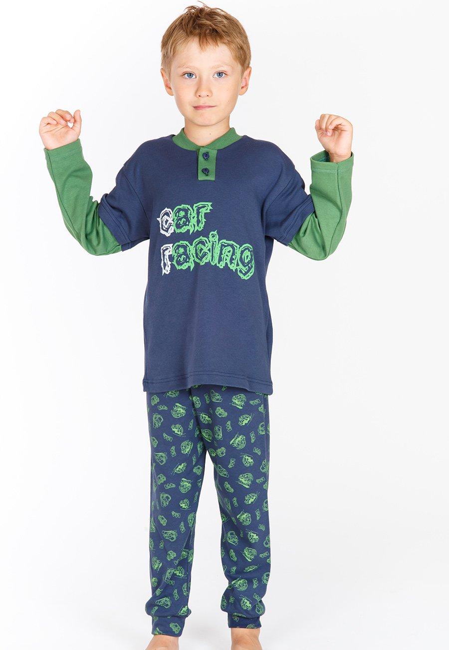 Детская пижама Bart Цвет: Синий (10 лет) фото