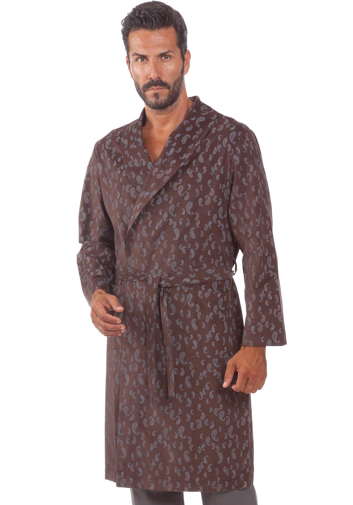 Домашний халат Digory Цвет: Коричневый (54) фото