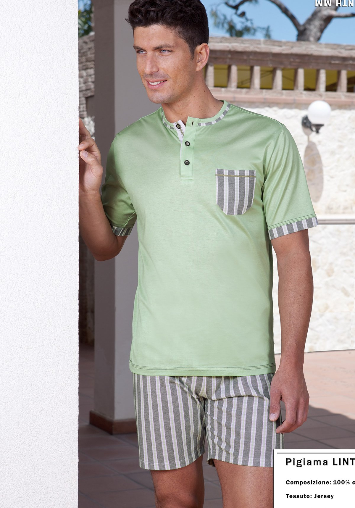 Пижама Maeveen Цвет: Зеленый (50) Twisi twi507354