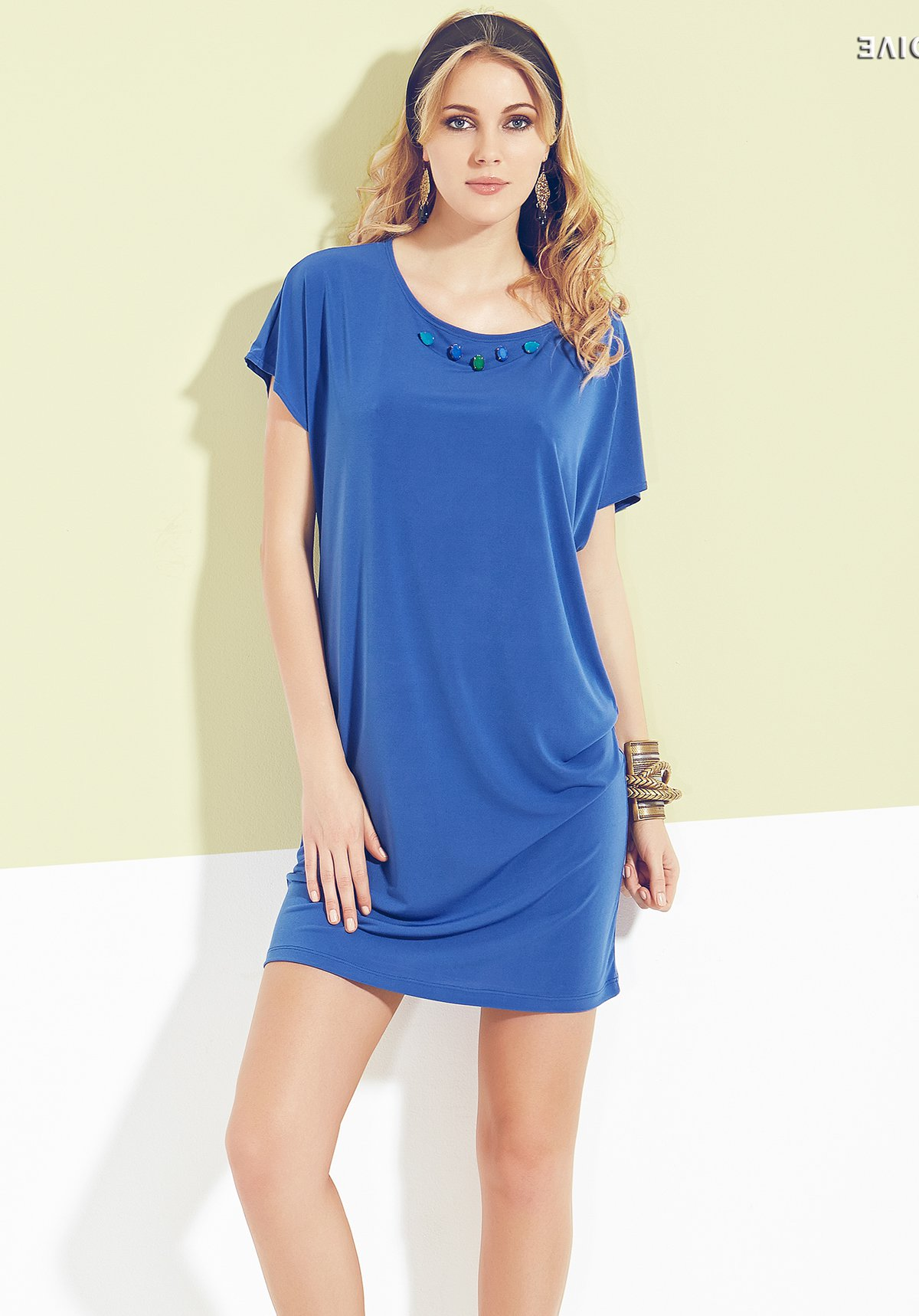 Платье Dory Цвет: Синий (42) Sunnyday sunn507423