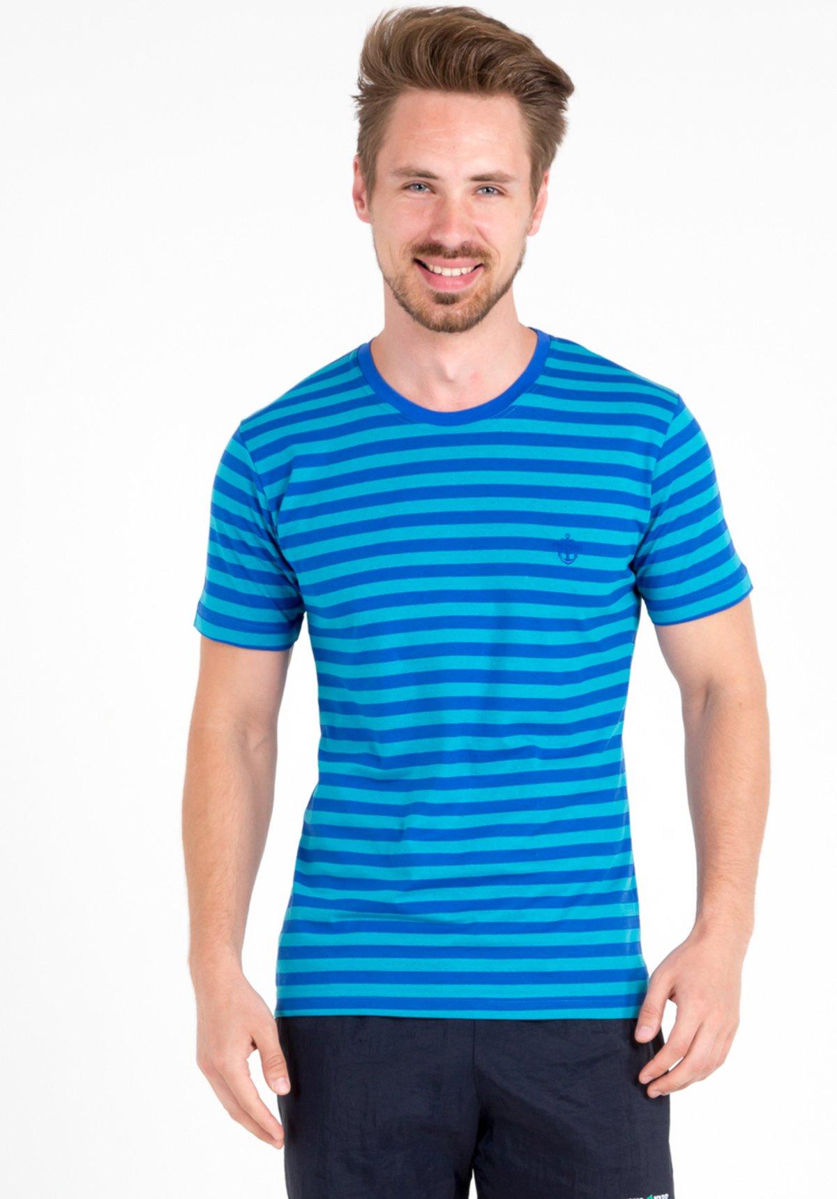Футболка Breann Цвет: Голубой (52) Ferrucci ferr507540