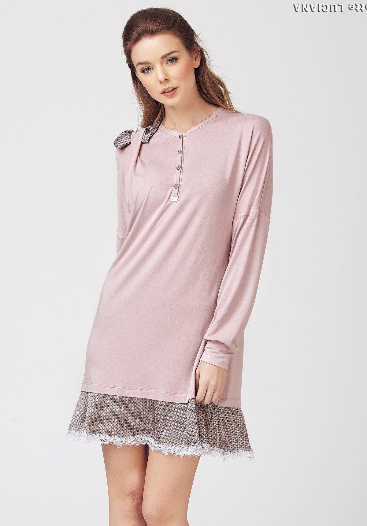 Ночная сорочка Dorcia Цвет: Розовый (46) фото
