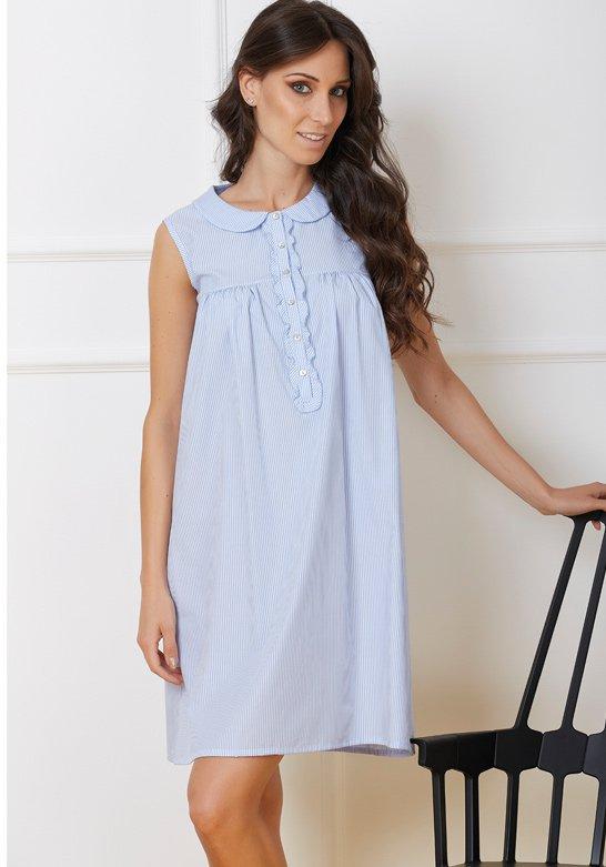 Ночная сорочка Floral Цвет: Голубой (42) Manam man507956