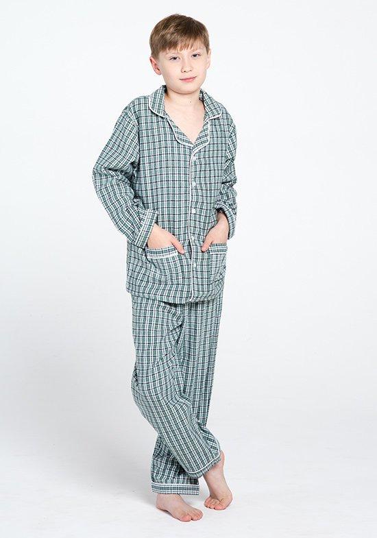 Детская пижама Shyanne Цвет: Зеленый (10 лет) фото