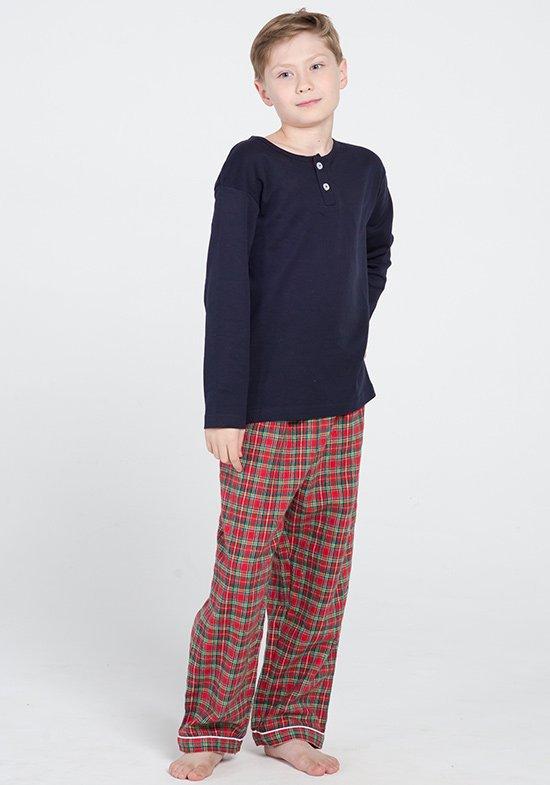 Детская пижама Ella Цвет: Синий (6 лет) фото