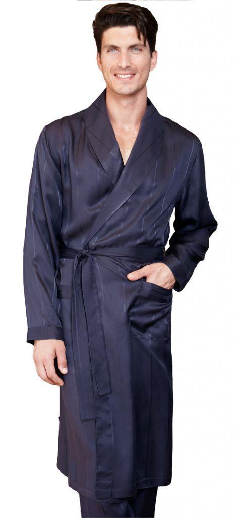 Домашний халат Patricia Цвет: Темно-Синий (50) фото