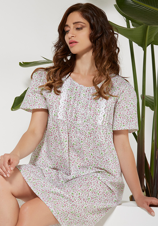 Ночная сорочка Sabbia Цвет: Розовый (48) Vilfram vilf509875