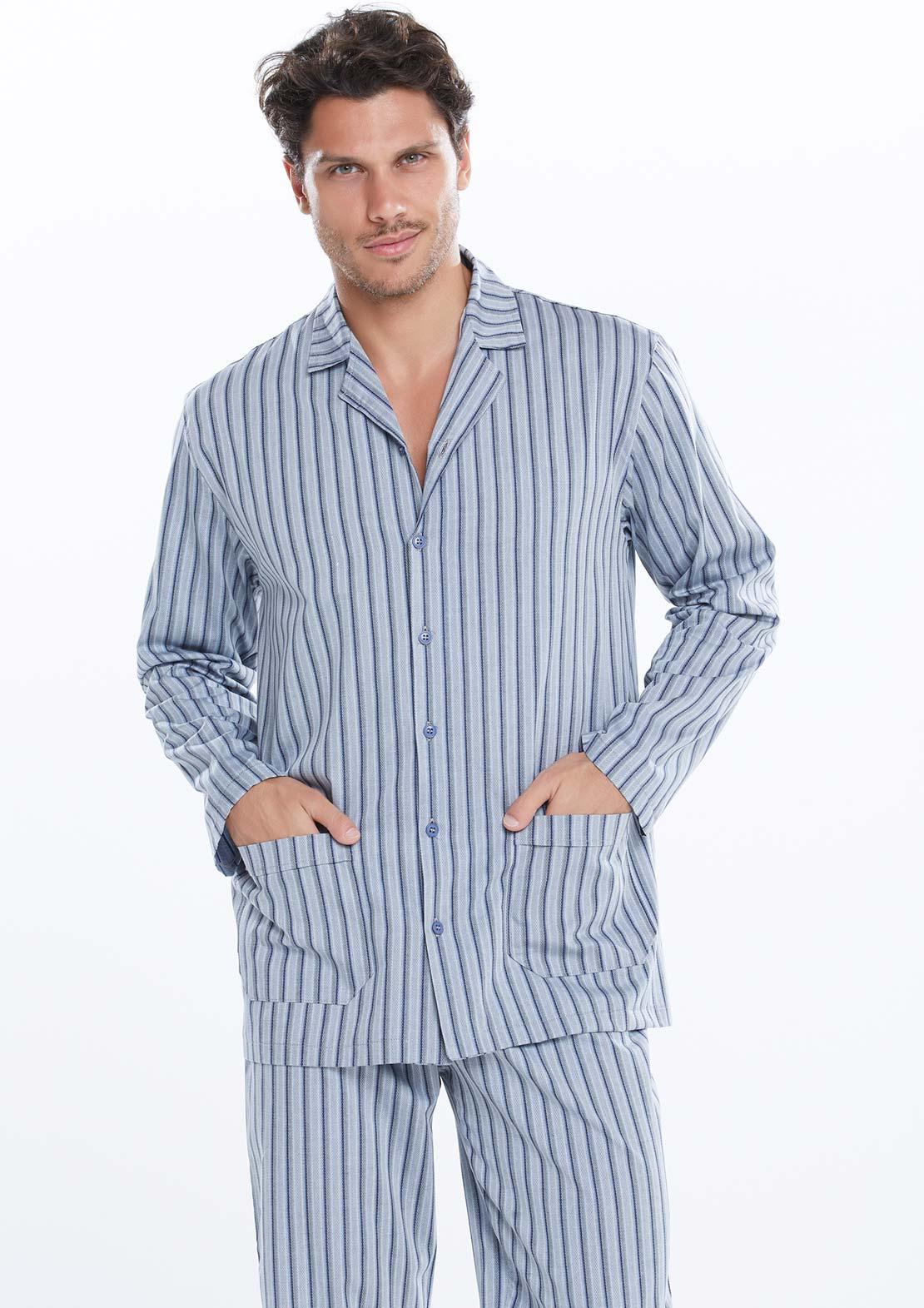 Пижама Brook Цвет: Серый (46) Vilfram vilf510643