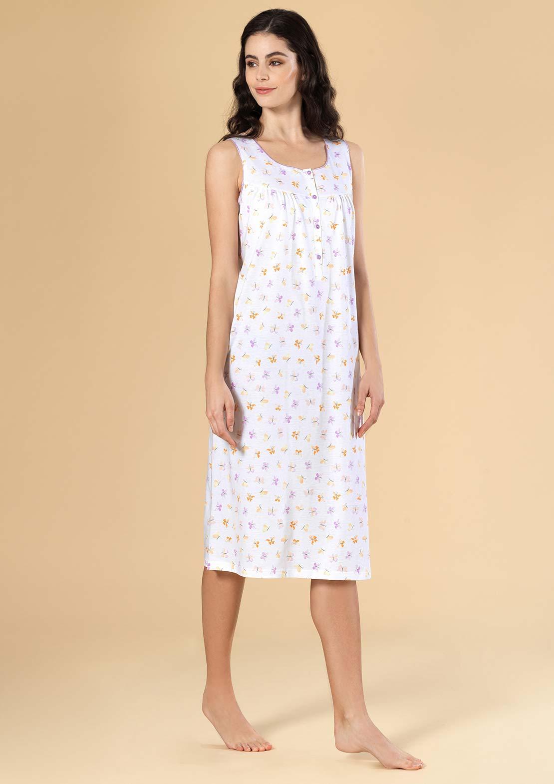 Ночная сорочка Dominique Цвет: Белый (46) Linclalor lin510724