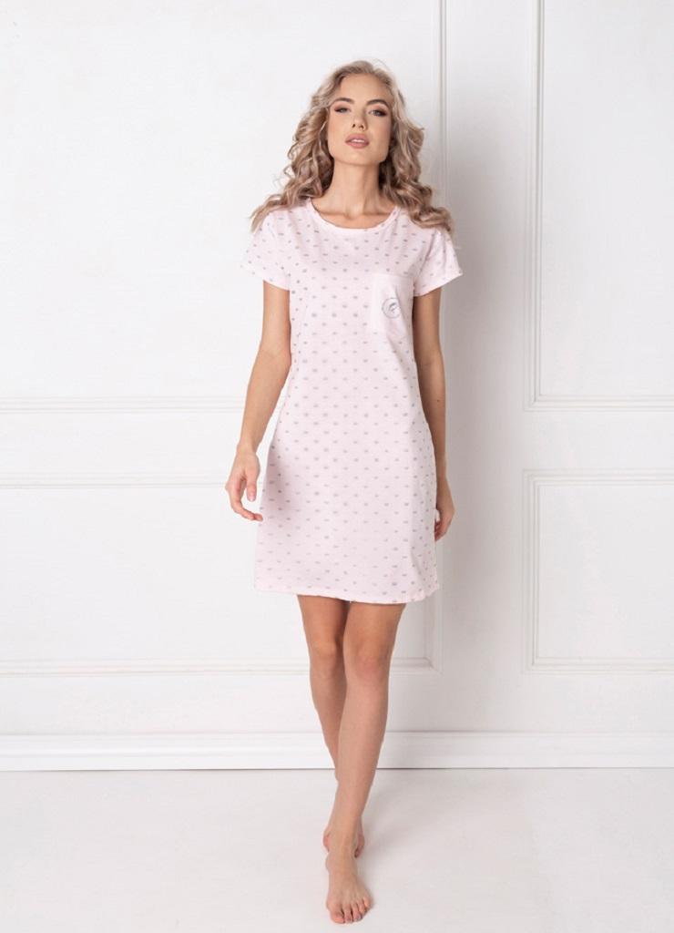 Ночная сорочка Suma Цвет: Розовый (xL) фото