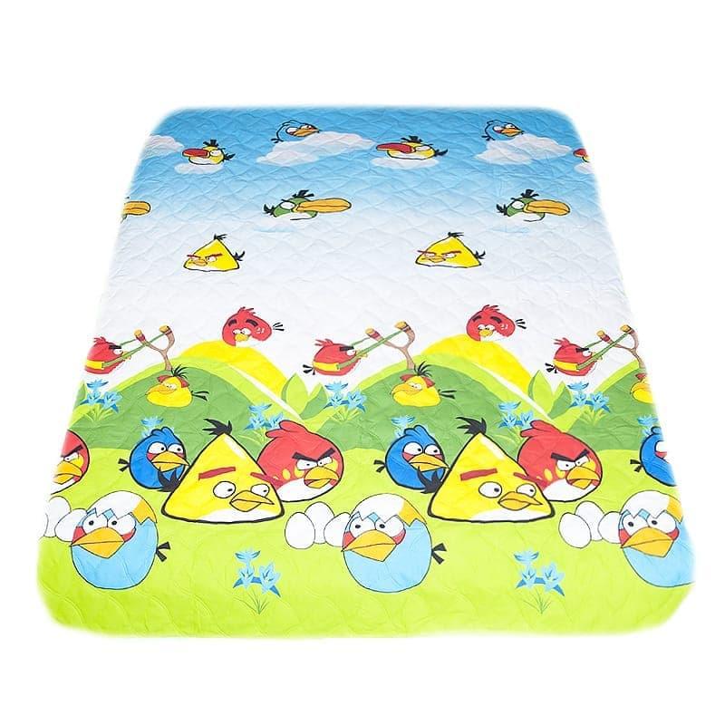 Детское покрывало Angry Birds (150х210 см) фото