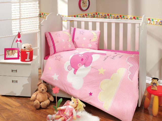 Детское Постельное белье Sleeper Цвет: Розовый (100х150 см) фото