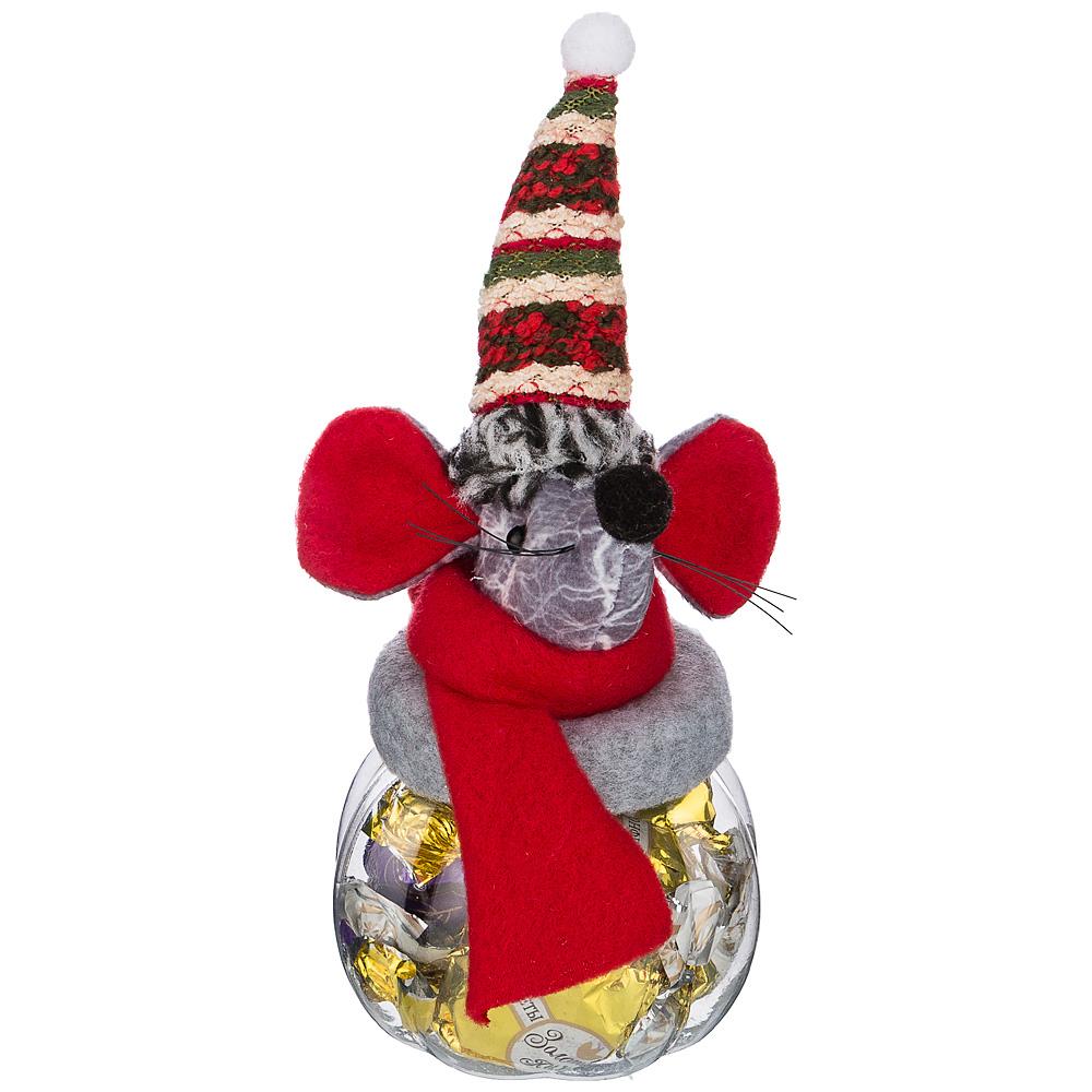 Подарочная упаковка Веселые Мышки (7х17 см) Lefard lfr584614