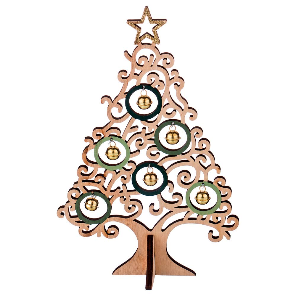 Новогоднее украшение Arlie (19,5х7,5х30 см) Lefard lfr606586