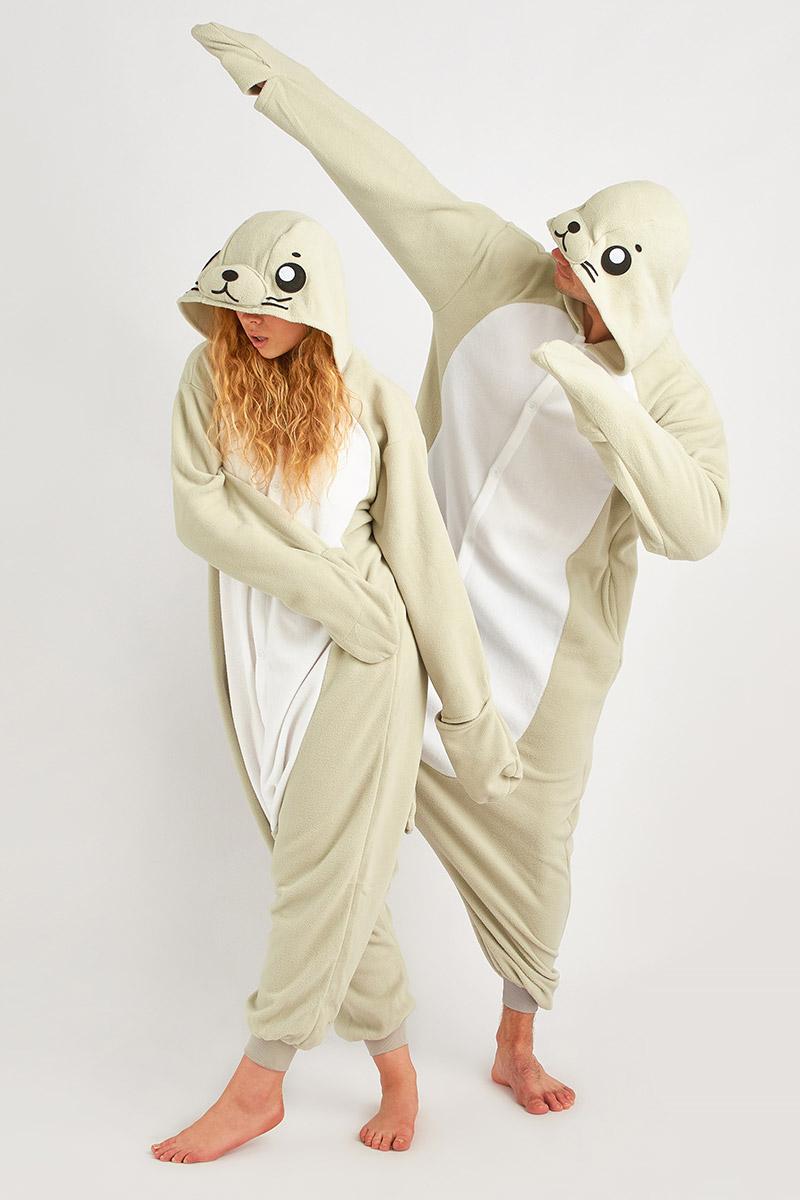 Пижама-кигуруми Тюлень (xL) фото