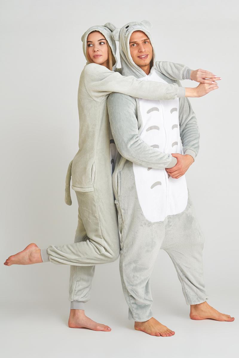 Пижама-кигуруми Тоторо (L) фото