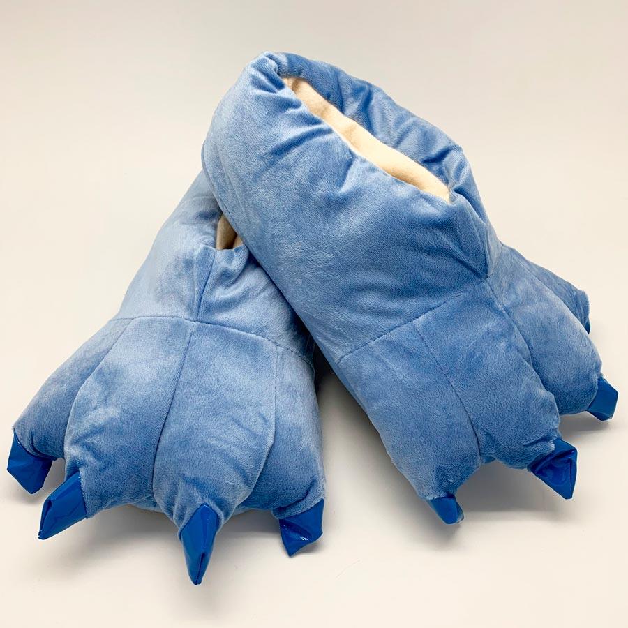 Тапки-лапки Lewis Цвет: Синий (35-38) фото