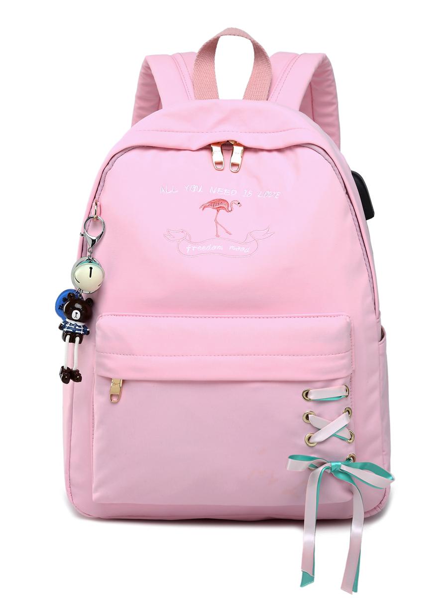 Рюкзак Freedom Mood Цвет: Розовый (13х30х40 см) Blinky bky612662