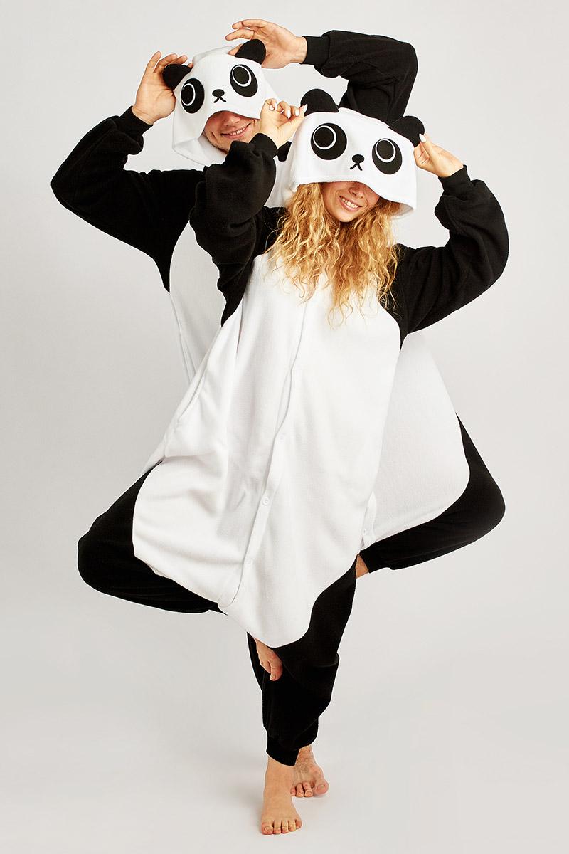 Пижама-кигуруми Панда (M).