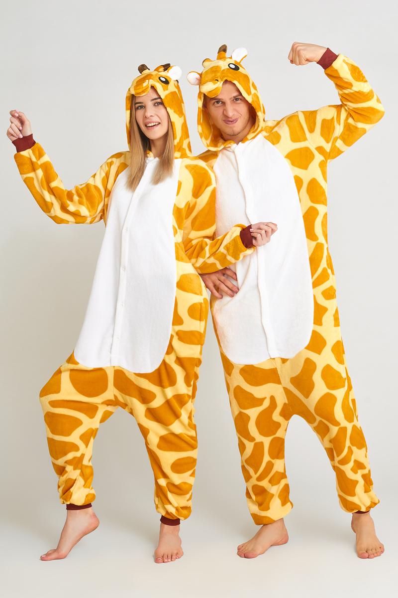 Пижама-кигуруми Жираф (M) фото