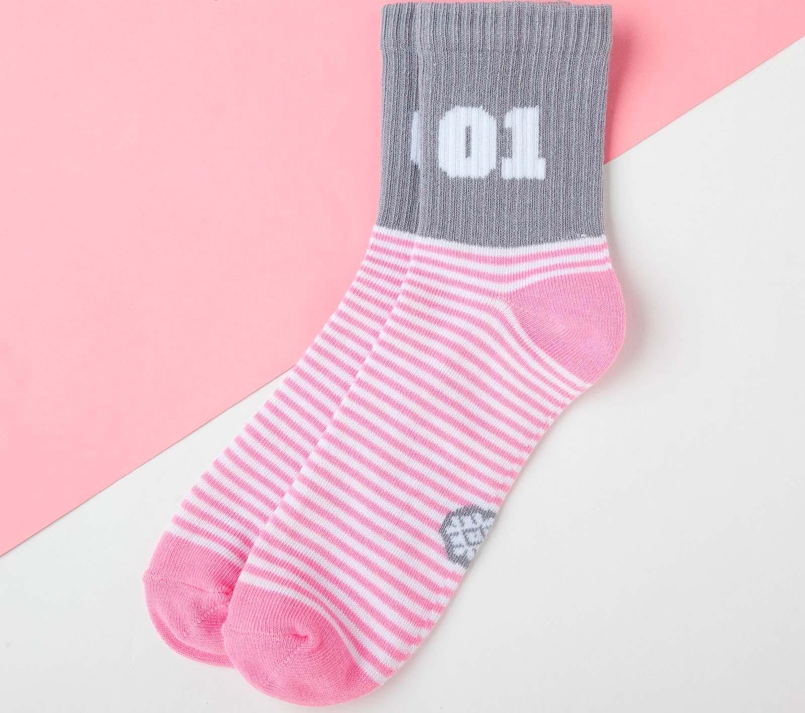 Носки MontyЦвет: Розовый (16-18 см)