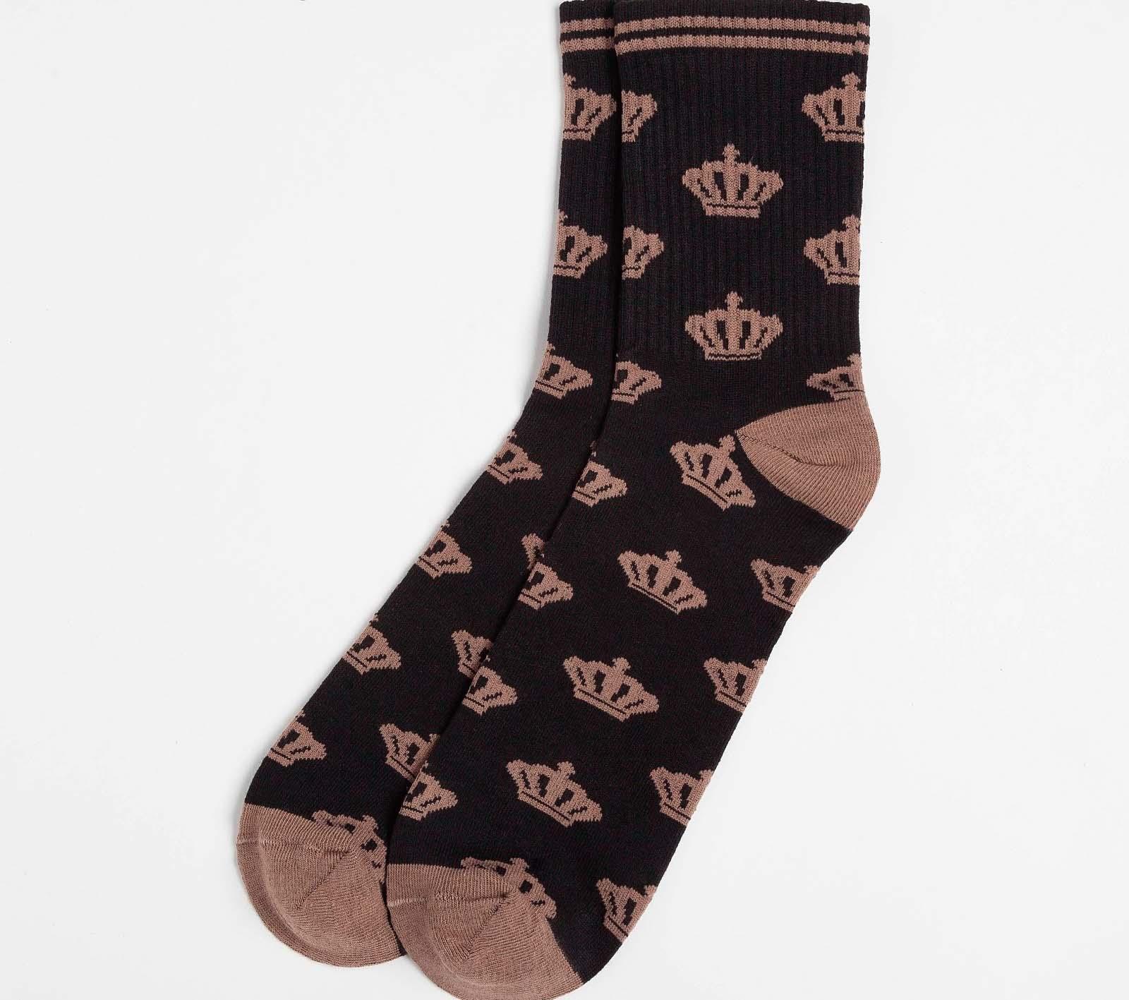Носки мужские Короны цвет: черный (41-44)