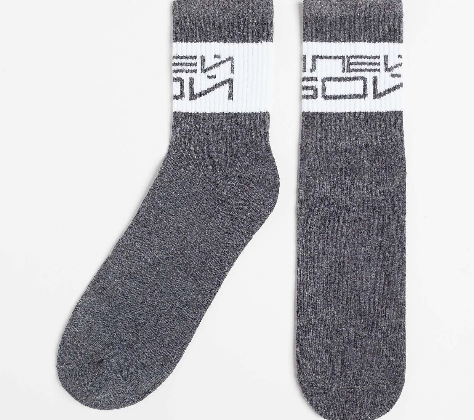 Носки мужские Плейбой цвет: серый (41-44)