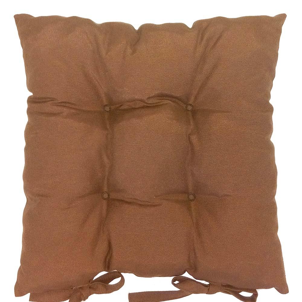 Подушка на стул Кофе (40х40)