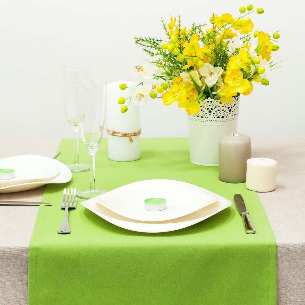 Дорожка на стол Flora (40х140 см)