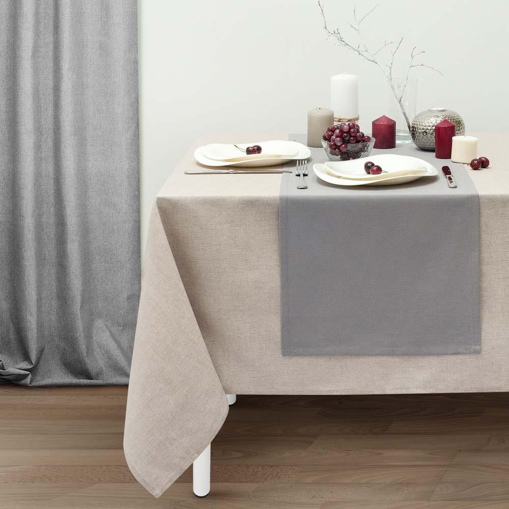 Дорожка на стол Titanium (40х140 см)