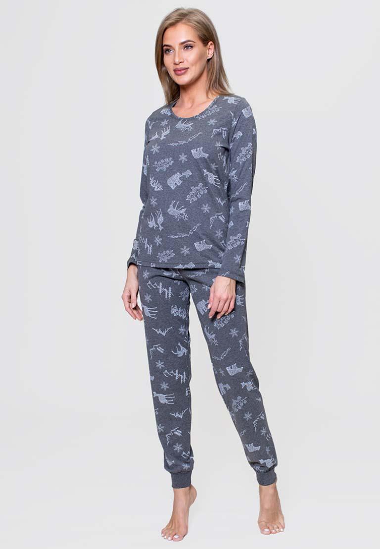 Пижама Lizbeth Цвет: Черный (S) фото