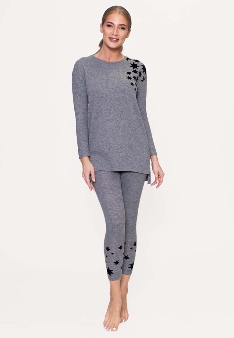 Пижама Cleo Цвет: Серый (xL).