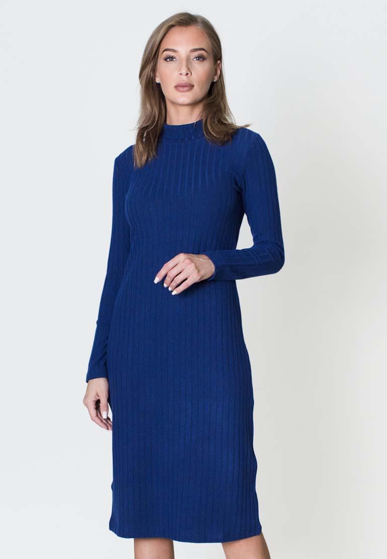 Платье Jemmy Цвет: Синий (L).