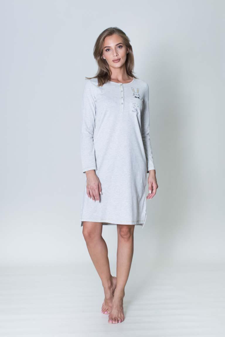 Платье Israel Цвет: Серый (S).