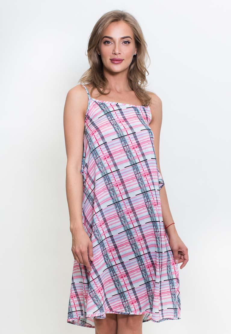 Платье Anstice Цвет: Розовый (S).