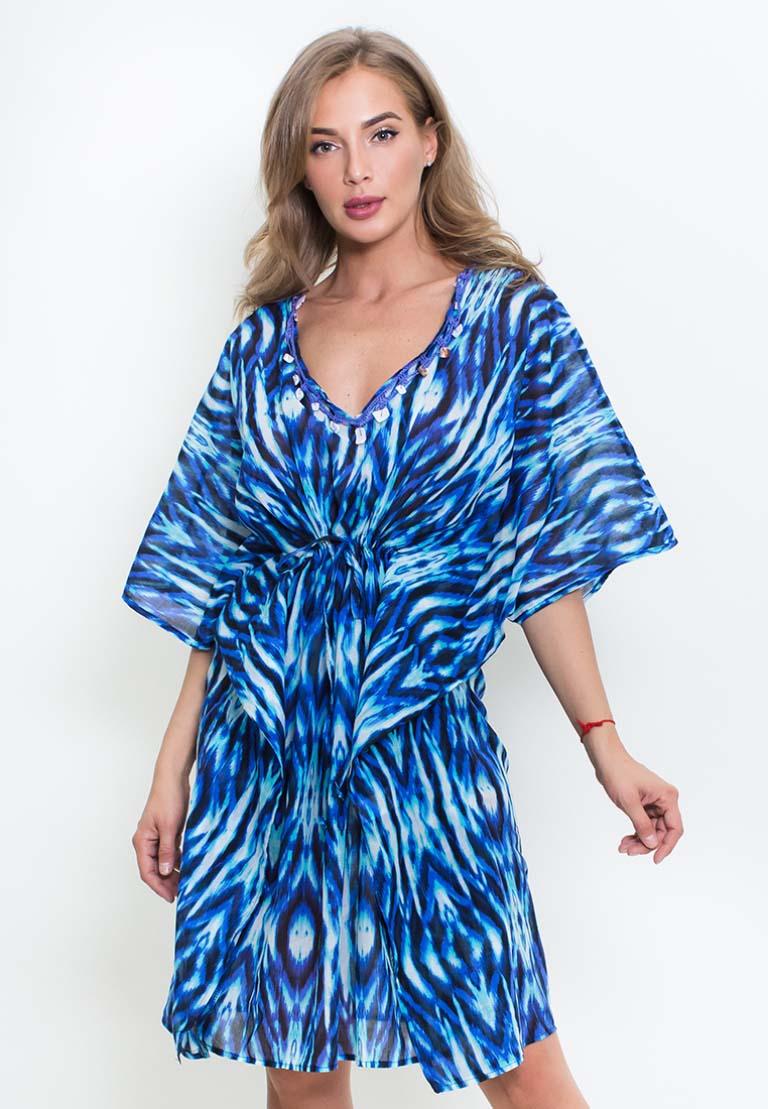 Платье Sydnie Цвет: Синий (M).