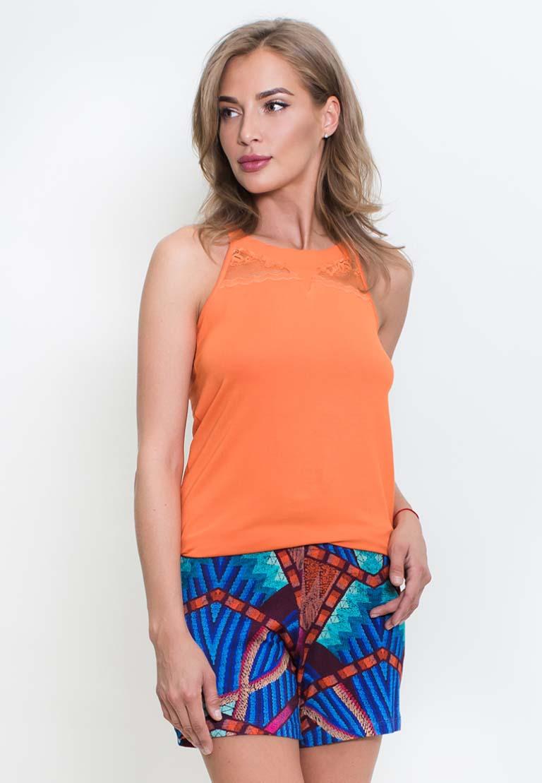 Пижама Len Цвет: Оранжевый (M).