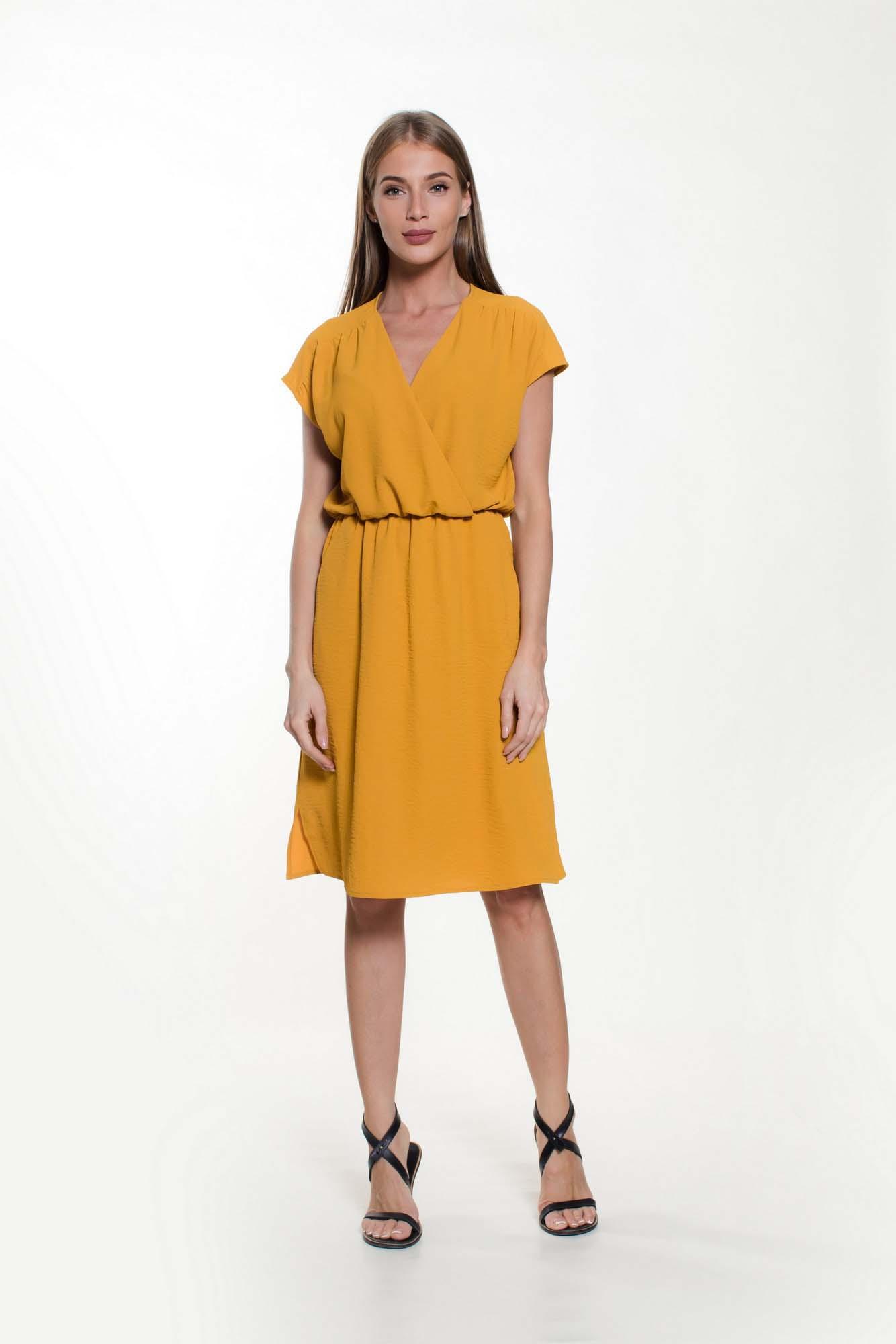 Платье Elis Цвет: Желтый (44) DAYS days675251