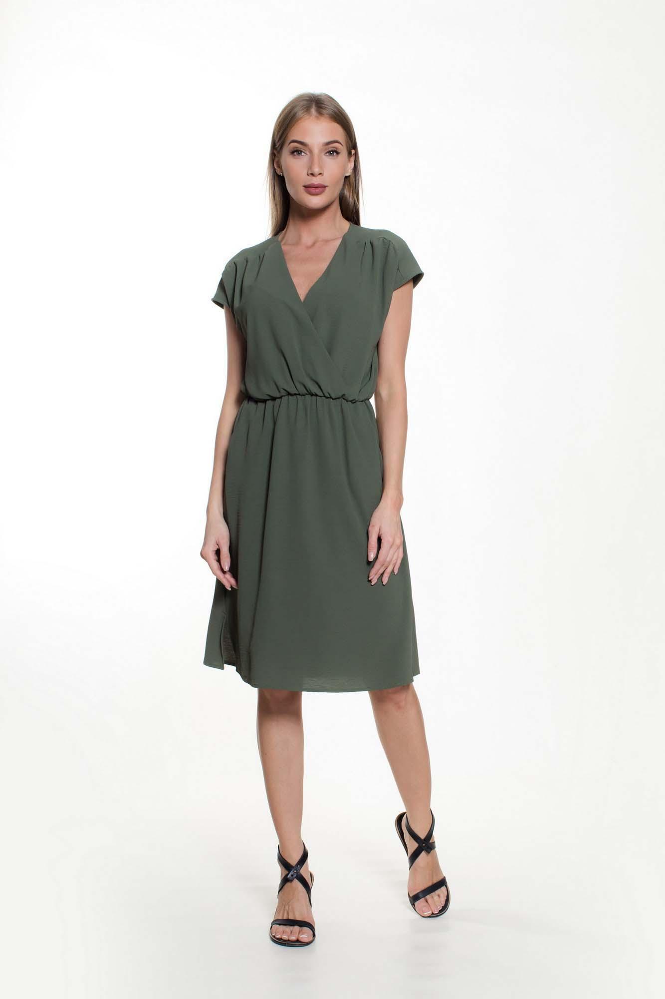 Платье Elis Цвет: Зеленый (48) DAYS days675245