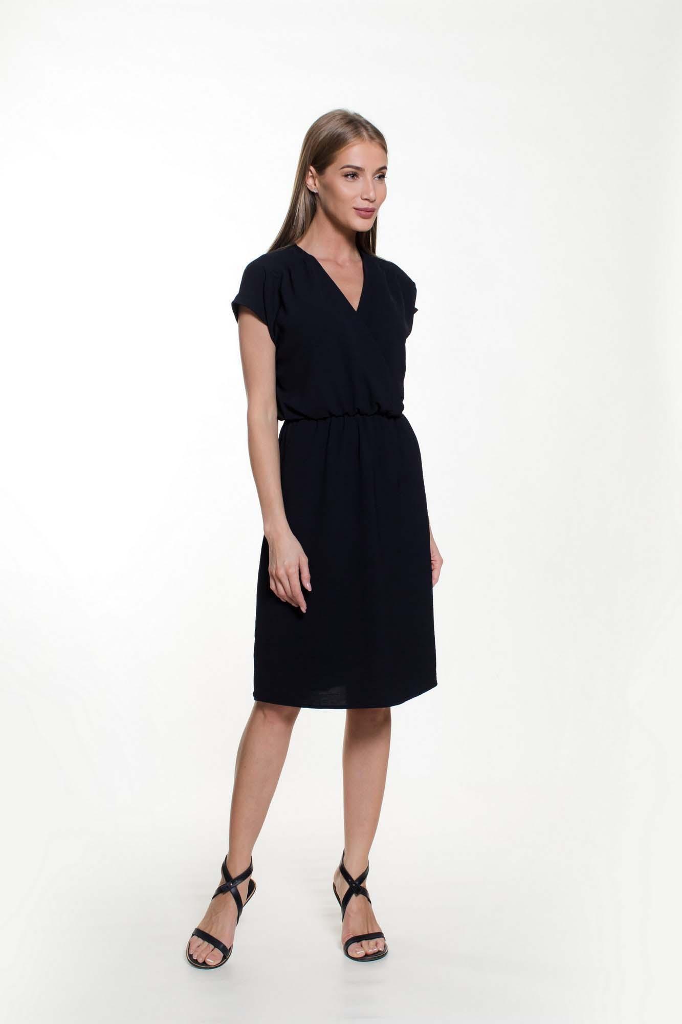 Платье Elis Цвет: Черный (48) DAYS days675241