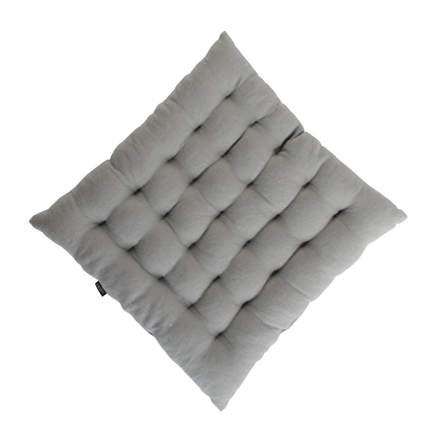 Подушка на стул Essential Цвет: Серый (40х40)