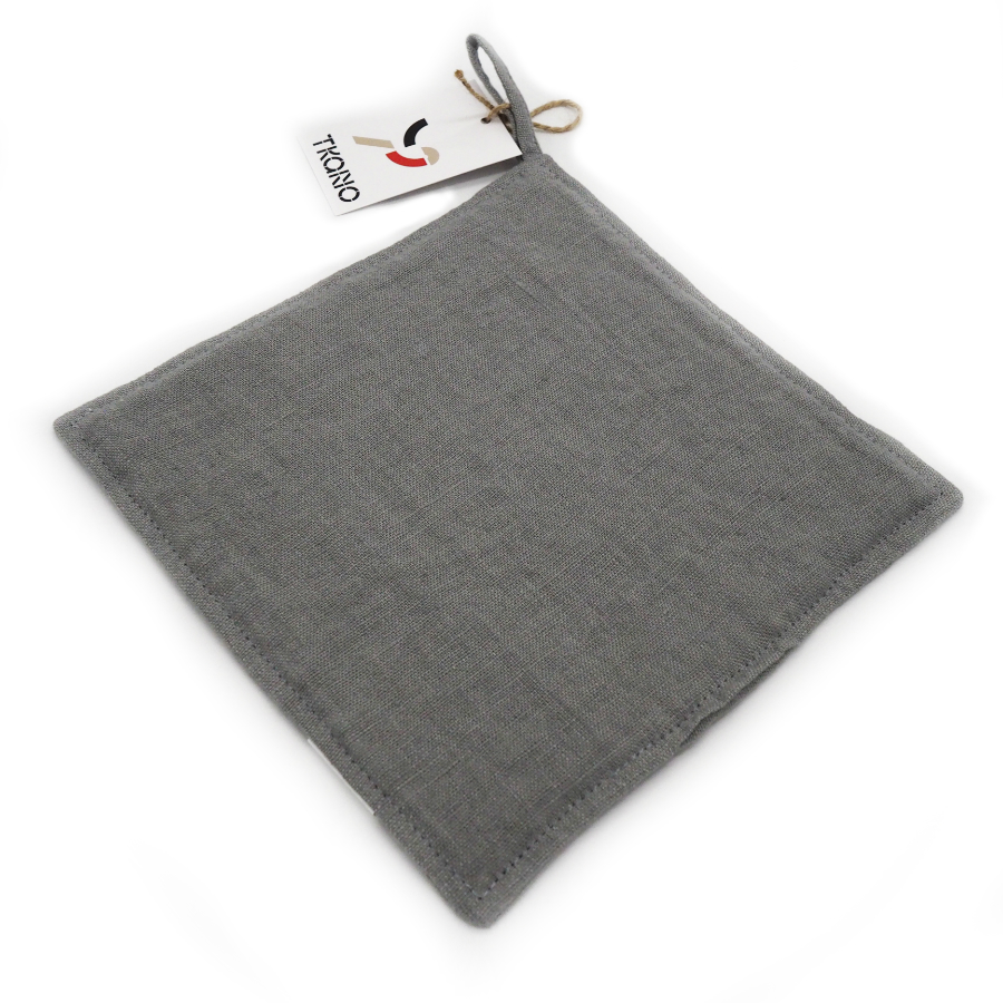 Прихватка Essential Цвет: Серый (22х22 см)