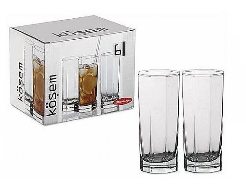 Набор стаканов Kosem Pasabahce psb790625