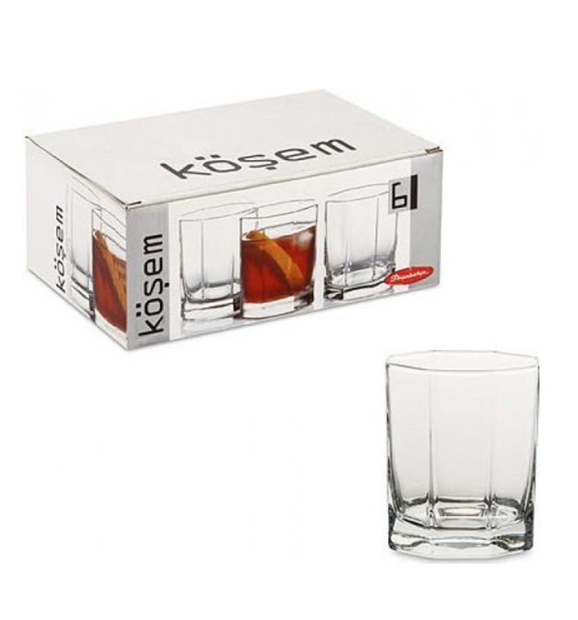 Набор стаканов Kosem Pasabahce psb790626