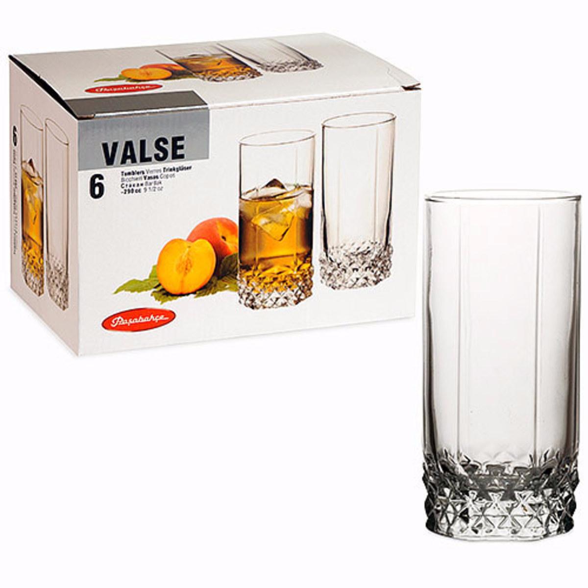 Набор стаканов Valse Pasabahce psb790605
