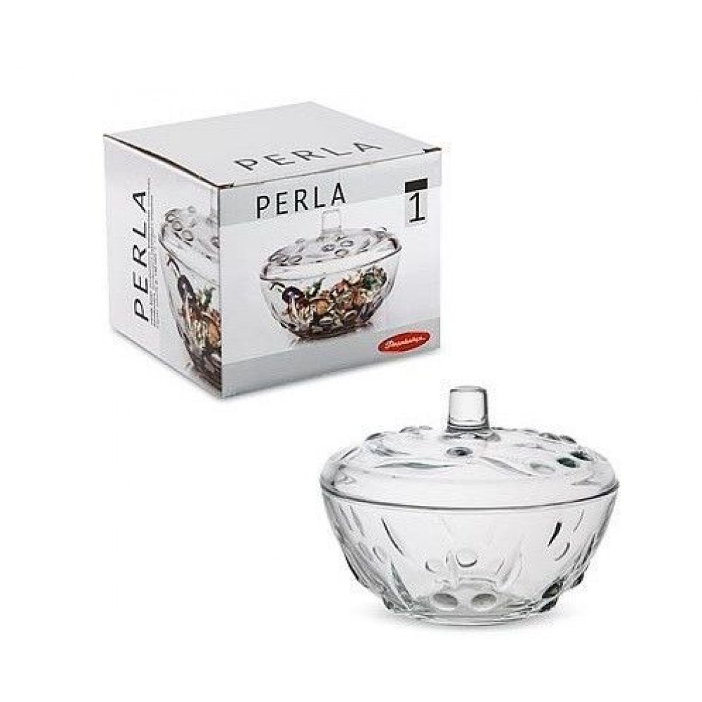 Сахарница Perla Pasabahce psb790651